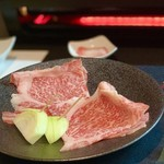 和食焼肉 和や - 近江牛特選部位の焼きしゃぶ