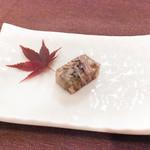 里山 - ハネシタ、はらみ、イチボの煮こごり