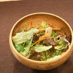 里山 - サラダ