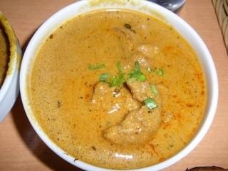ジャイヒンド - チキンカレー(ランチ)
