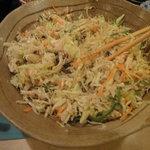香車 - キャベツサラダ