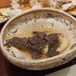 日本料理 太月 - よしきり鮫のフカひれ
