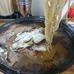 富家 - 中太麺