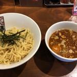 104603932 - 煮干しつけ麺:¥780