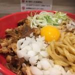 麺屋 TAKA - まぜそば  850円