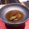 ヨンセン チャイニーズレストラン - 料理写真:尾びれのフカひれ、牡蠣、醤油煮込み