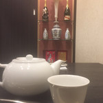 北新地 中国料理 星華 - お茶Set