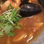 104606312 - トロミがあるスープ