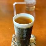 旧ヤム邸  - ウーロン茶(350円)
