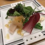 雪花亭 - 料理写真:前菜
