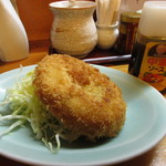 遠州屋本店 高尾 - 味付きコロッケ 380円