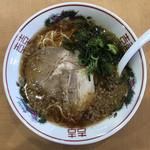 中華そば 満丸 - 料理写真:中華そば(並) 700円