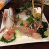 湯元 湧駒荘 - 料理写真:鯛のお造り(二人前)