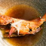 まずい魚 青柳 - 旬の煮魚