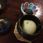 湯元 湧駒荘 -  新たまねぎの風呂炊き