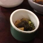 湯元 湧駒荘 - 地元東川産野菜つかった何でもこい漬け
