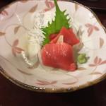 104623307 - お造り:奄美大島産の本マグロ