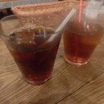 スープカレーGARAKU - ウーロン茶