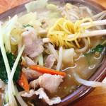 萬福食堂 - 料理写真:味噌ラーメン