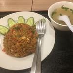 ミャンマー料理 ミャ ミィン モ -