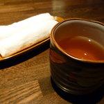 仙之助 - お茶とおしぼり