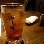 仙之助 - ウーロンハイ380円