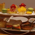 お茶とお菓子まやんち - 料理写真:アフタヌーンティー