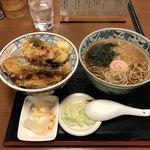 あざみ - お昼のランチセット850円也