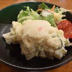 ひっぱり凧 - ポテトサラダ