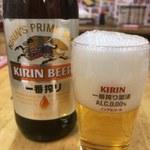 104633009 - キリン一番搾り中瓶