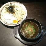 麺喰 - 料理写真:鶏つけそば