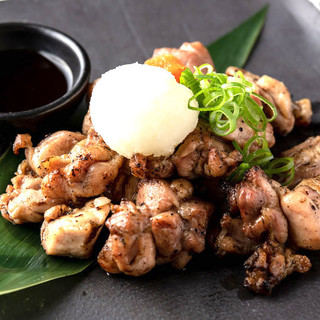 《創作料理》炭火焼・鶏・神戸牛・和豚・旬野菜・魚介・刺身・鍋