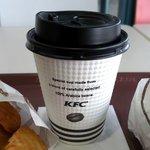 ケンタッキーフライドチキン - ケンタッキーフライドチキン 「セットのコーヒー」