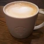 スターバックス・コーヒー - ドリンク写真:カプチーノ