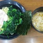 英吉家 - つけ麺(中)♪