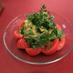 プレゴ - トマト・サラダ