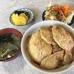 みくに食堂 - 料理写真:肉丼