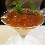 セル ドール - 前菜:ウニのカクテル