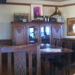 オールド・スパゲティハウス・インナガノ - 落ち着いた雰囲気の店内