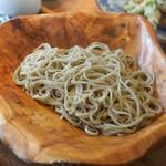 千寿 竹やぶ - 料理写真:栃木十割