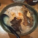 札幌 みその - 料理写真:炙り豚盛り味噌