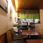 ナニワヤ・カフェ - 店内模様