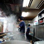 梅光軒 - 厨房