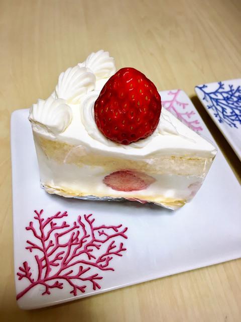 キャトル - ショートケーキ