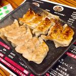 博多流斗樹 - 博多一口餃子10個500円
