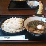 10466532 - ほほ肉付け麺セット