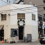 カフェ シャルボン - お店の外観