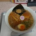 104660864 - 魚介豚骨ラーメン(醤油)