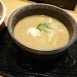 104663062 - カシューナッツつけ麺のスープ