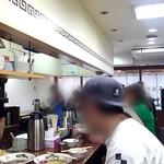 尾道ラーメン 一丁 - 店内